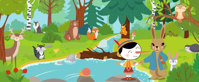 Fairy Tale Adventures!