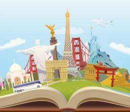 書裏環遊世界