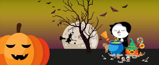 Hello Halloween!