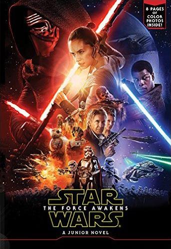 Star Wars The Force Awakens (Junior Novel)