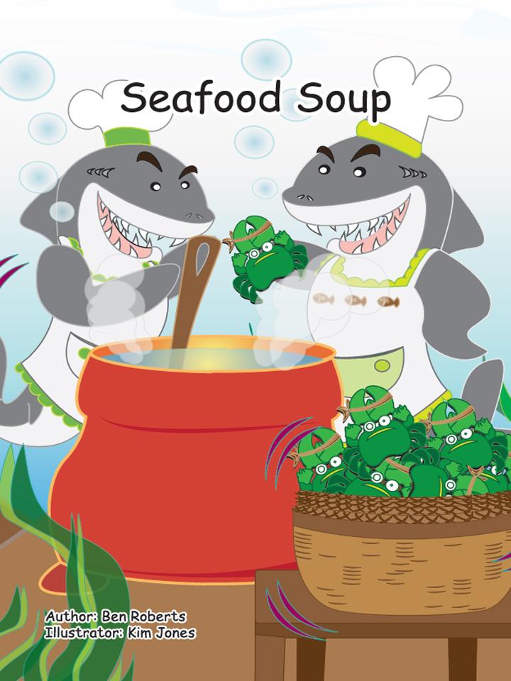 Unit 11 Week 4 - 11.4.2 Seafood Soup
