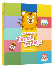 The Zodiac Race: Tazzie the Tiger