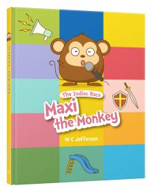 The Zodiac Race: Maxi the Monkey