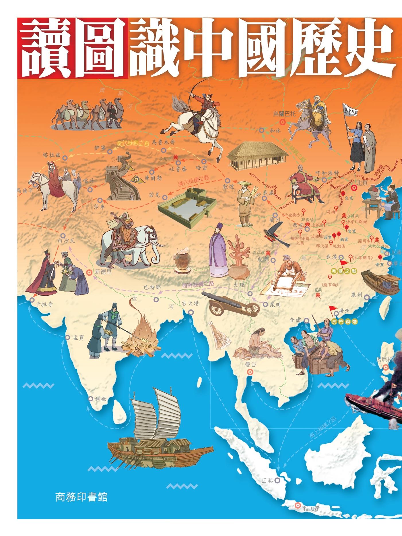 讀圖識中國歷史